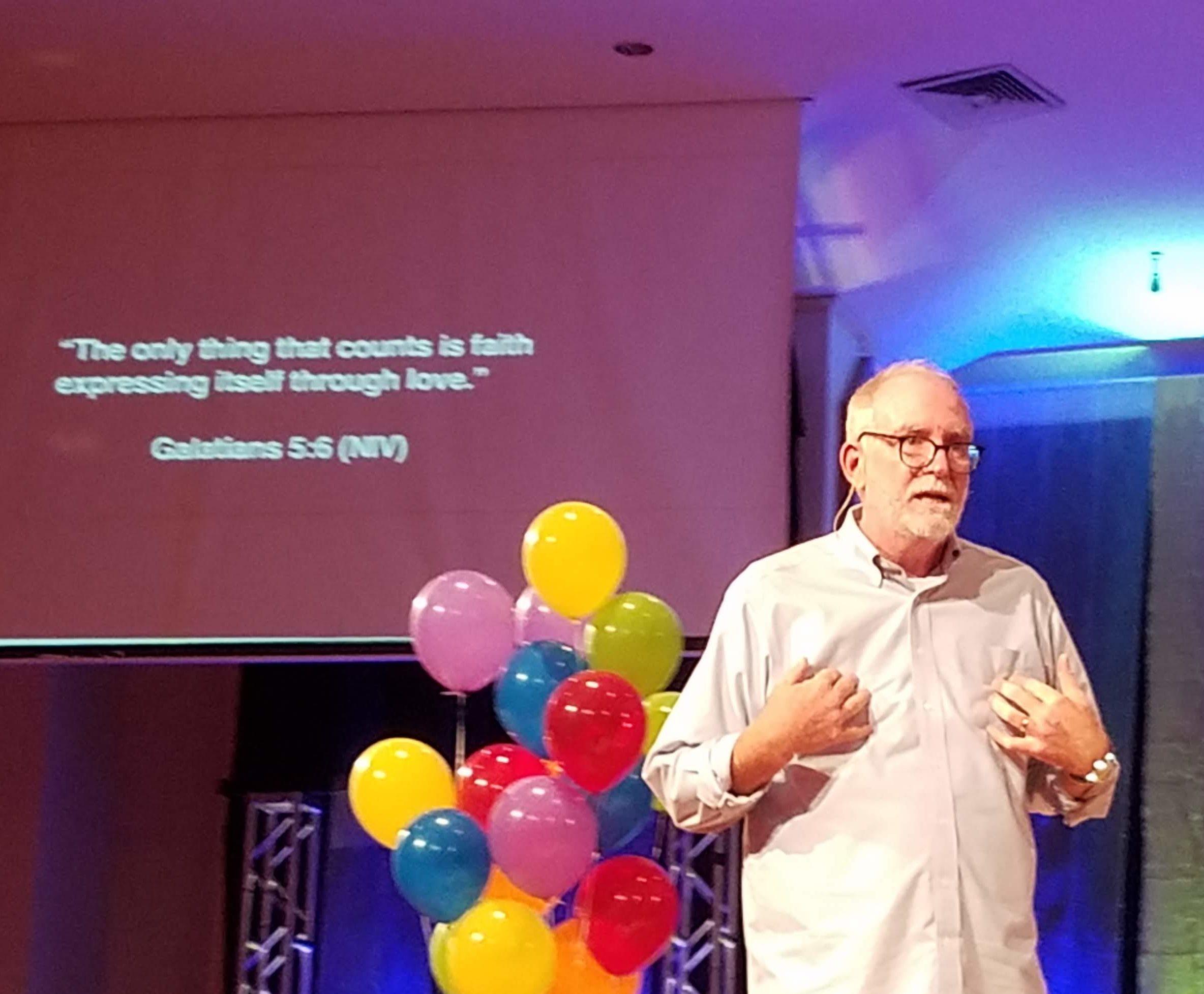 NTGD is Here – Expressing Faith Through Love!