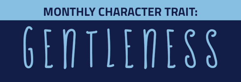 Monthly Character Trait